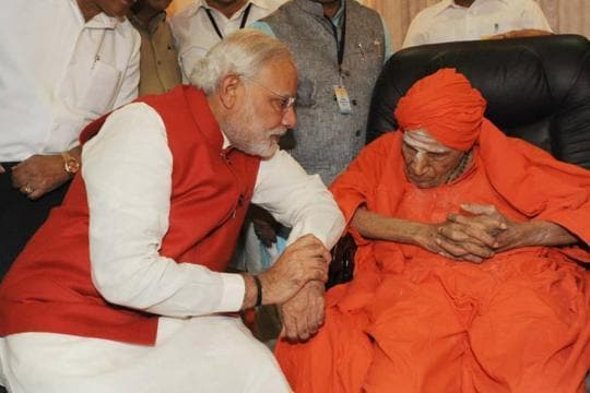 Karnataka seer Shivakumara Swami dies at 111; 3-day state mourning declared