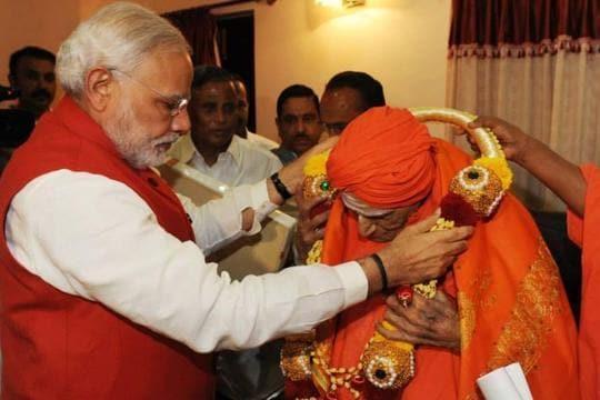 Karnataka seer Shivakumara Swami dies; PM Modi, dignitaries pay tributes