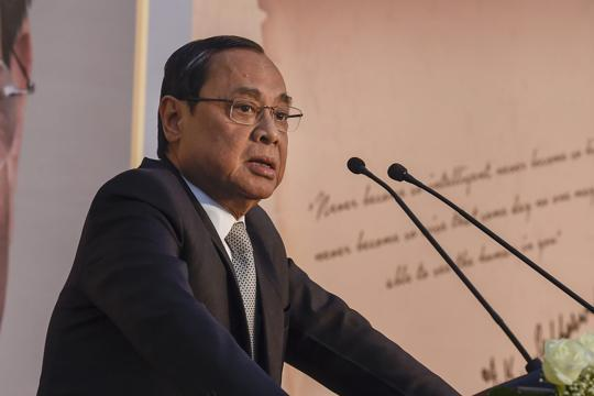 CJI recuses from hearing petition challenging interim CBI chief's appointment
