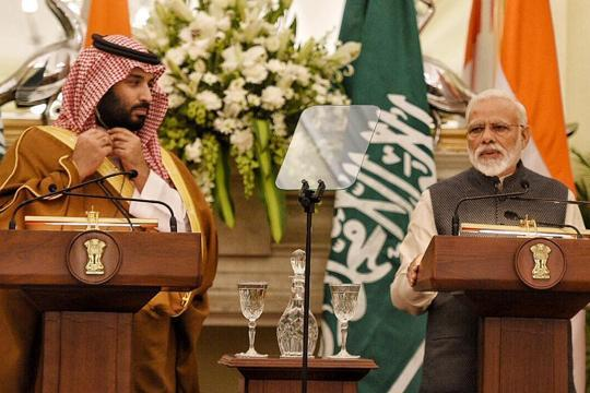 PM-Saudi Prince's joint statement says need to fight terror in all forms