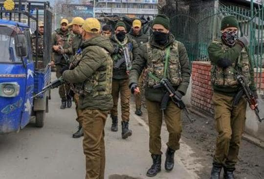 Government cracks down on separatists in Jammu and Kashmir, 150 held