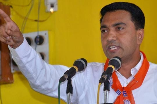 Pramod Sawant to be Goa CM, elected leader of BJP legislature party