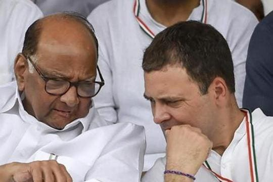 Pawar play: NCP chief steps in to kickstart AAP-Cong talks for elections
