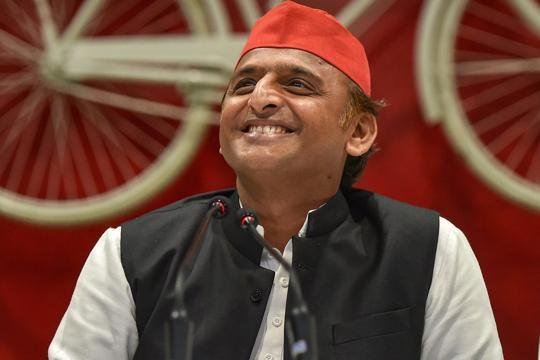 Akhilesh inducts 2 more to UP Oppn alliance, says will squeeze BJP presence