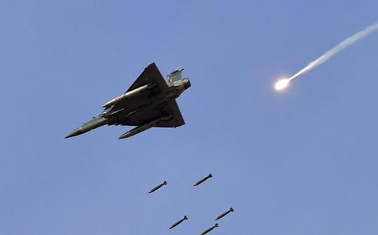 Post-Balakot, Pak scrambled jets from 8 bases. Was 10 mins late: IAF report