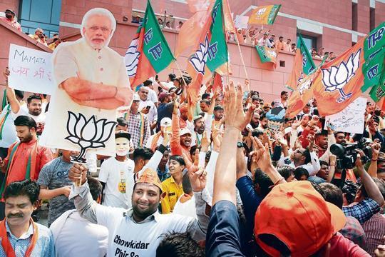 Mandir, Mandal and Markets: How BJP reversed post-2014 setbacks