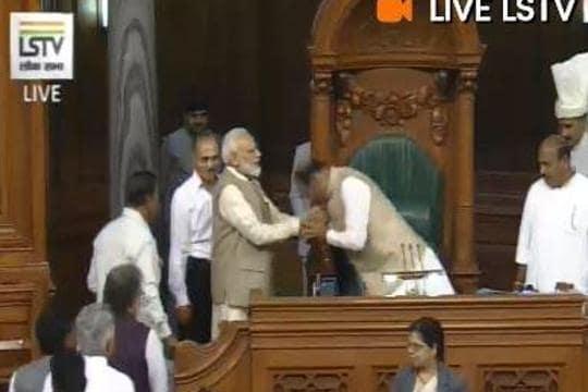 BJP's Om Birla elected speaker of Lok Sabha, PM Modi calls him an 'inspiration'
