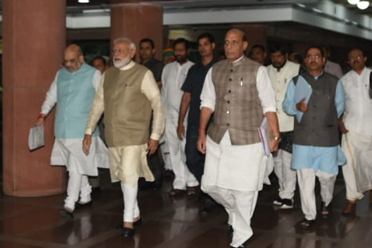 PM Modi forms 'one nation, one poll' panel amid Oppn dissent