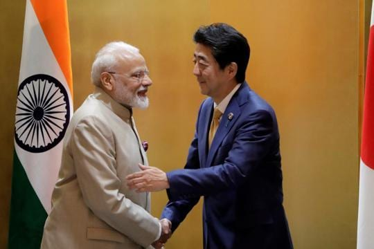 'You were the 1st to call me': PMModi to Japan PM on G20 sidelines