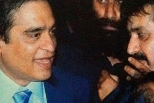India pitches to grill Dawood aide in London, Pak rushes to his defence