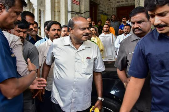 'Please attend session': Karnataka CM to rebel lawmakers ahead of trust vote