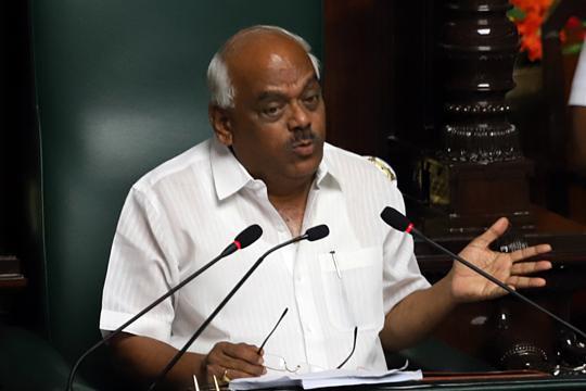 'Don't make me a scapegoat': Karnataka speaker on trust vote debate