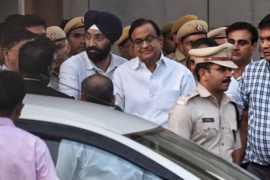 P Chidambaram, arrested in INX Media case, sent to CBI custody for 4 days