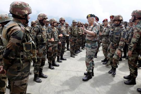 Fake Twitter handles of Indian army officers spawn as Pak ups propaganda