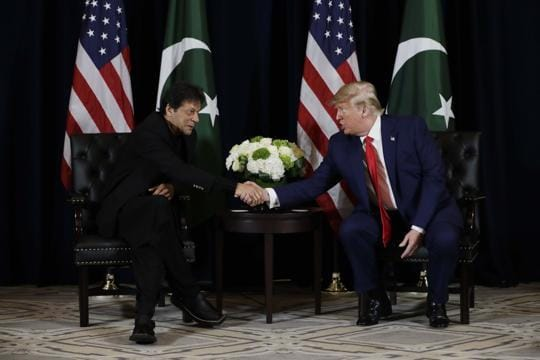 Trump will mediate Kashmir only if both sides want, and India doesn't