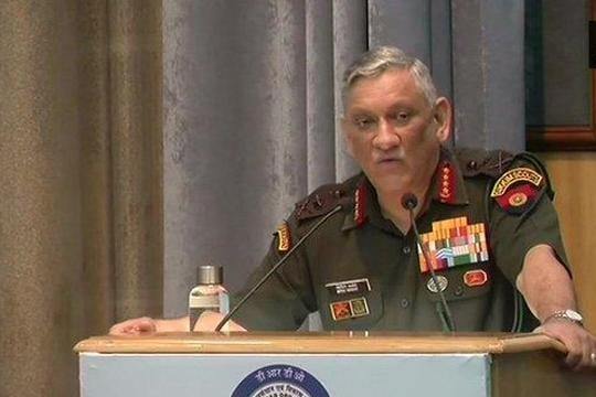 'Next war will be fought with indigenous weapons and will win it': Army chief Bipin Rawat