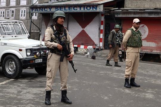 India allays US concerns on Kashmir, including some 'ridiculous' ones