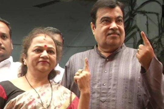 Nitin Gadkari predicts 'record-breaking' victory for BJP-Shiv Sena alliance