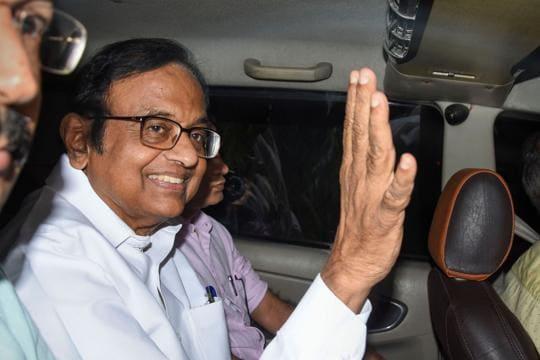 Chidambaram gets bail from SC in INX Media case, to stay in ED custody