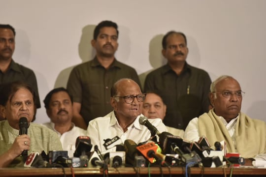 Maharashtra under central rule, backroom talks for new alliances continue