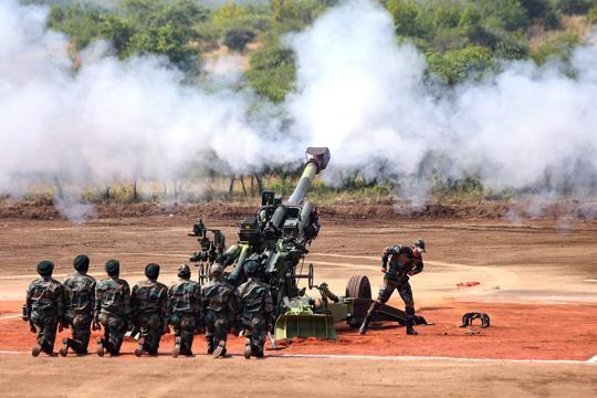 M777 regiment to get 3 made-in-India guns