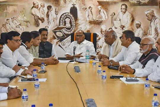 President's Rule twist to Maharashtra post-poll potboiler