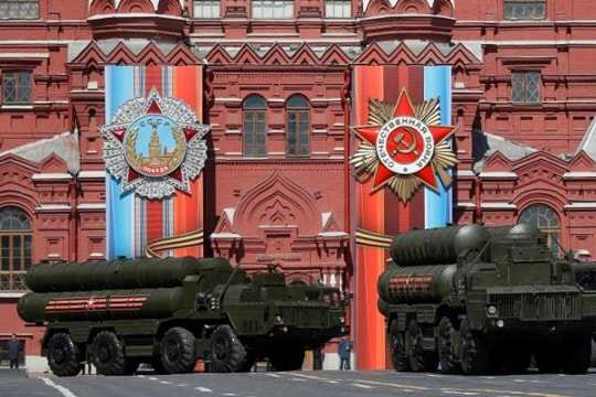 S-400 delivery on track, India makes $850 million payment