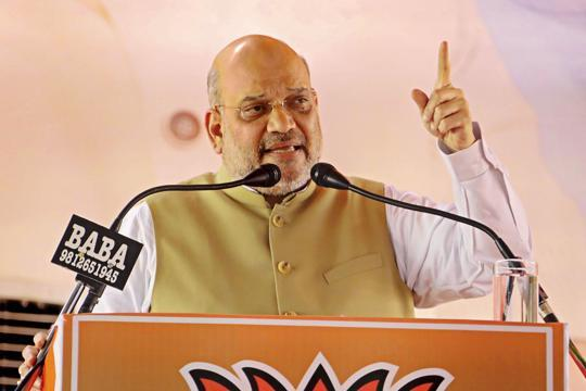 Shah breaks silence, says Sena knew all along CM's post was non-negotiable