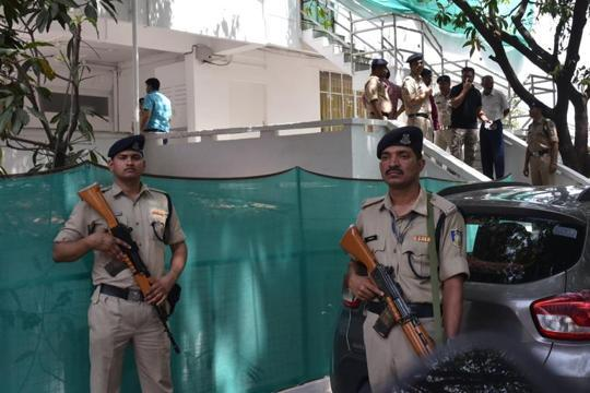 I-T searches on civil contractors in Mumbai reveal ₹735 crore irregularities