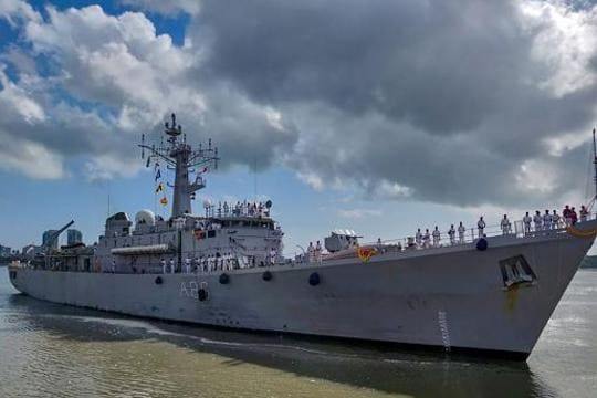 Indian Ocean emerges as focus area for defence cooperation between India, UK