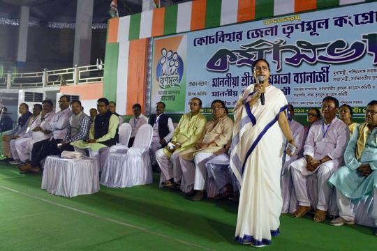 Mamata Banerjee's attack on 'Hyderabad party' and Owaisi's sharp retort