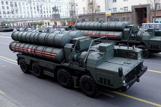 In S-400 talks, US asks India to tighten security of defence technology