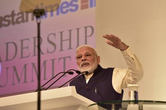 India's future rests on progress of its most backward districts: PM at HTLS