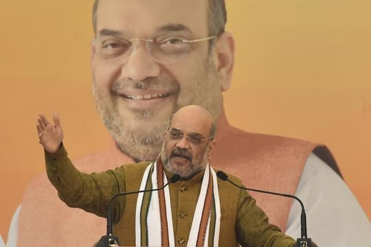 'Protest as much as you can, CAA won't be taken back': Amit Shah