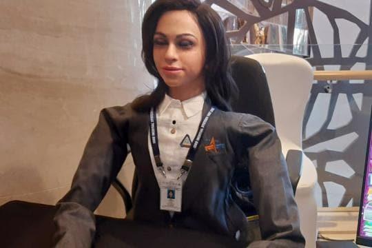 Isro unveils humanoid that will take Gaganyaan flight
