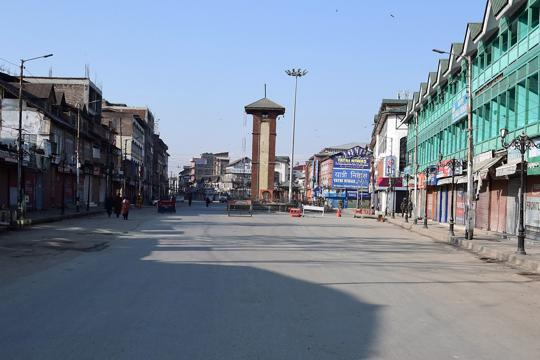 India rejects UNSG's offer to mediate on Kashmir