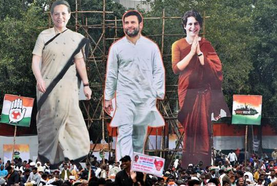 How Congress votes have shifted to dominant regional parties