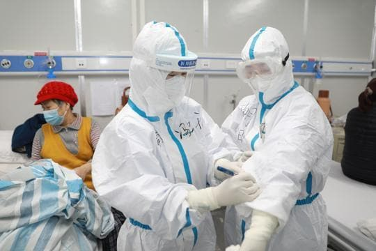 'Can bring hope': China asks recovered patients to donate plasma for virus cure