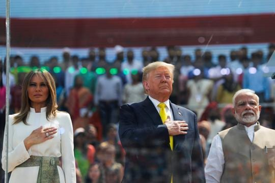 'Will sign defence deal worth $3 billion tomorrow': Trump announces in Ahmedabad