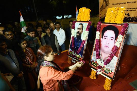 Autopsy report details brutality inflicted on IB staffer during Delhi riots