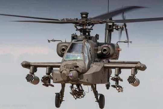 For Ladakh stand-off, how India readied its fleet of Apache attack choppers