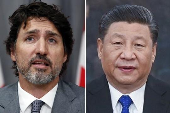 Canada's Trudeau has exposed China's attempt at hostage diplomacy