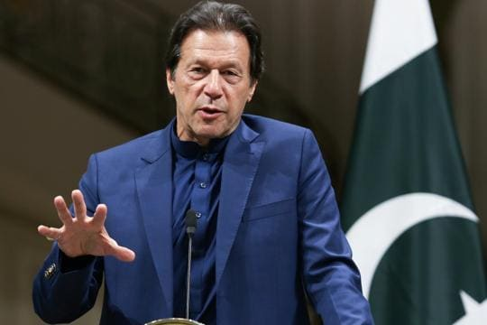 'Political absurdity': India roasts Imran Khan over Pakistan's new 'political map'