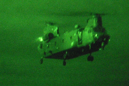 IAF night flies Chinook over DBO as PLA ramps up troops in occupied Aksai Chin