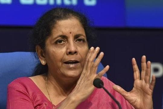 Not being risk-averse in face of Covid-19 crisis: FM Nirmala Sitharaman