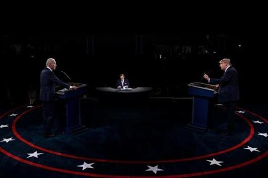 With time running out, Trump to go on offensive at debate in bid to catch Joe Biden