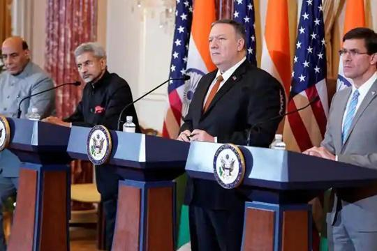 US' Mike Pompeo, defence chief Mark Esper to visit India next week