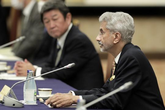 Quad aimed at promoting rules-based order in Indo Pacific region: US