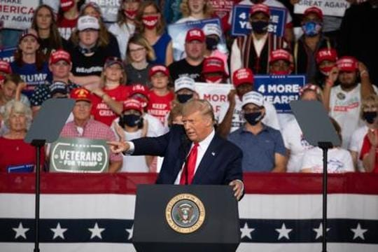 US Election 2020: Trump, Biden to step up campaigning in final week before polls