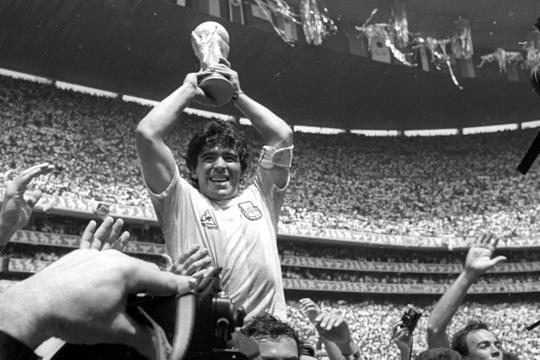Diego Maradona (1960-2020): When death felt like a tackle from behind